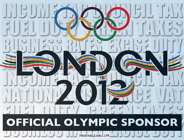 Official Olympics Sponsor